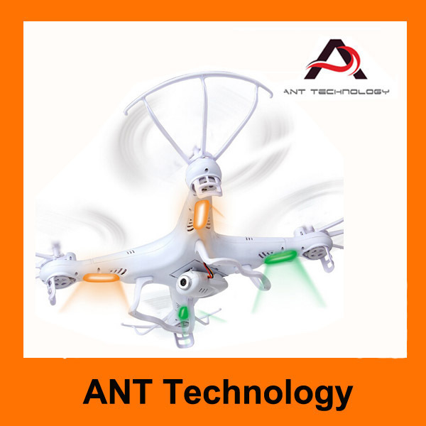 ANT 4-Axis Gyro Drone Mini 2.4Ghz RC Helicopter Aircraft Quadcopter rc heli store(China (Mainland))
