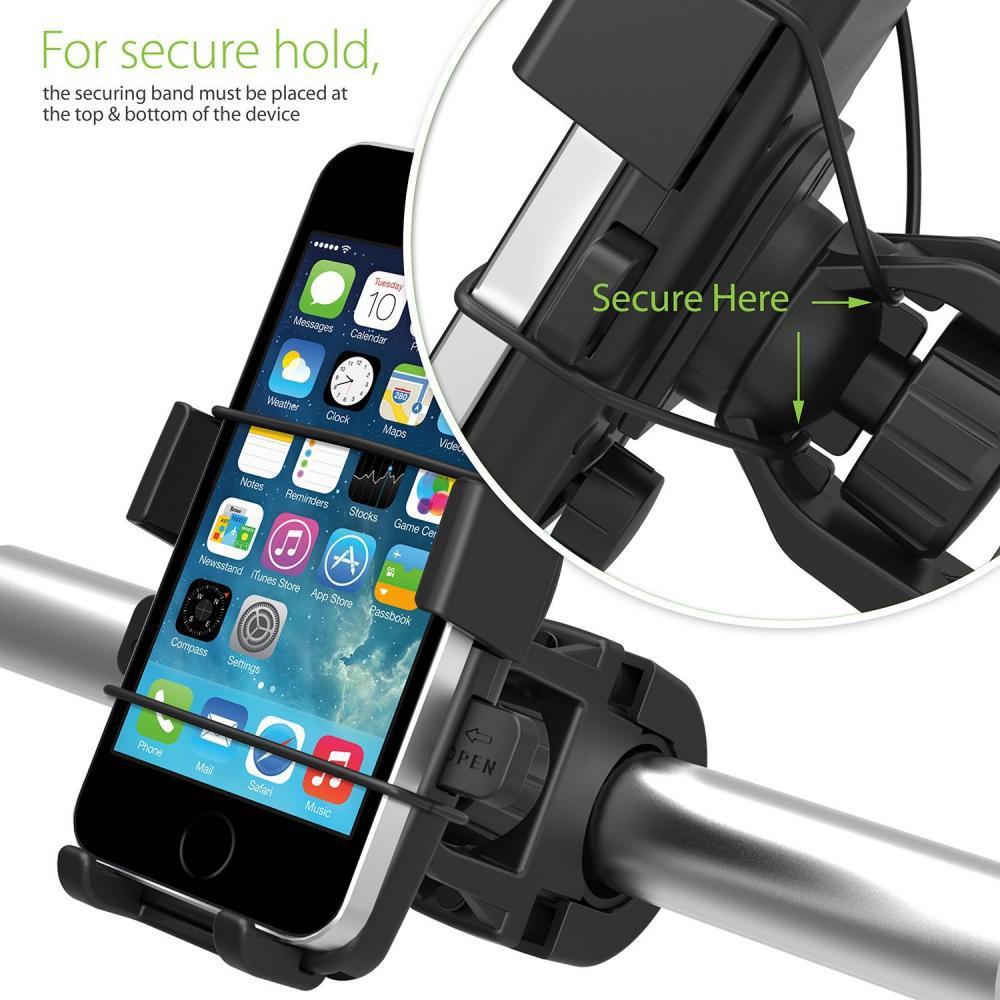 Телефон на мотоцикл своими руками