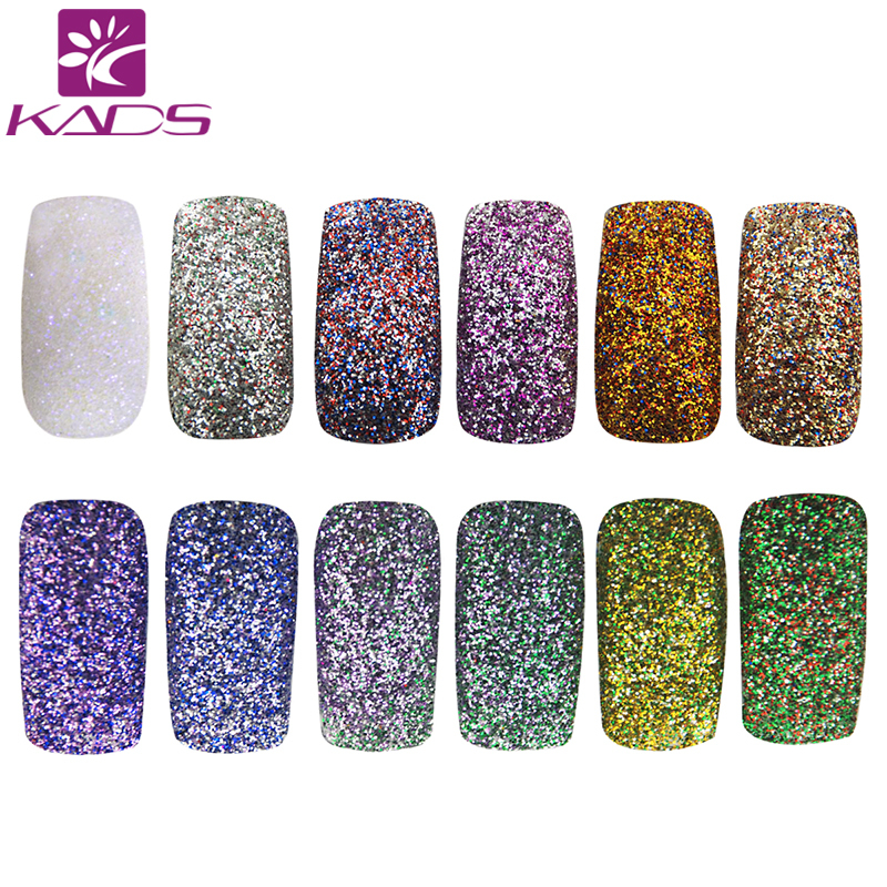2015 NEW Arrival Colorful Glitter Dust Nail Powder.Nail Art Decoration Glitter Nail Glitter Powder for glitter powder nail tool(China (Mainland))