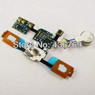 Home Button Keypad Flex Cable Ribbon Samsung Galaxy S i9000 Touch Sensor board Vibrator Motor mic Microphone Free Ship - Nokoo's store
