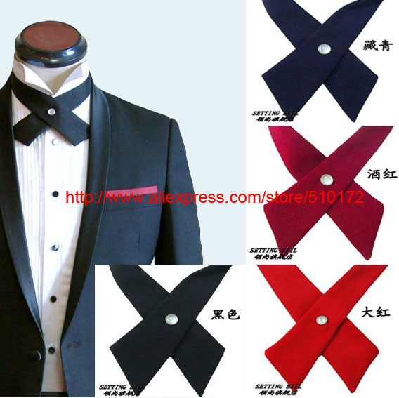 how to make a crossover tie