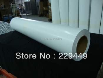 dark roll eco solvent inkjet heat transfer paper/PU film with inkjet printer for t-shirt cotton and fabric