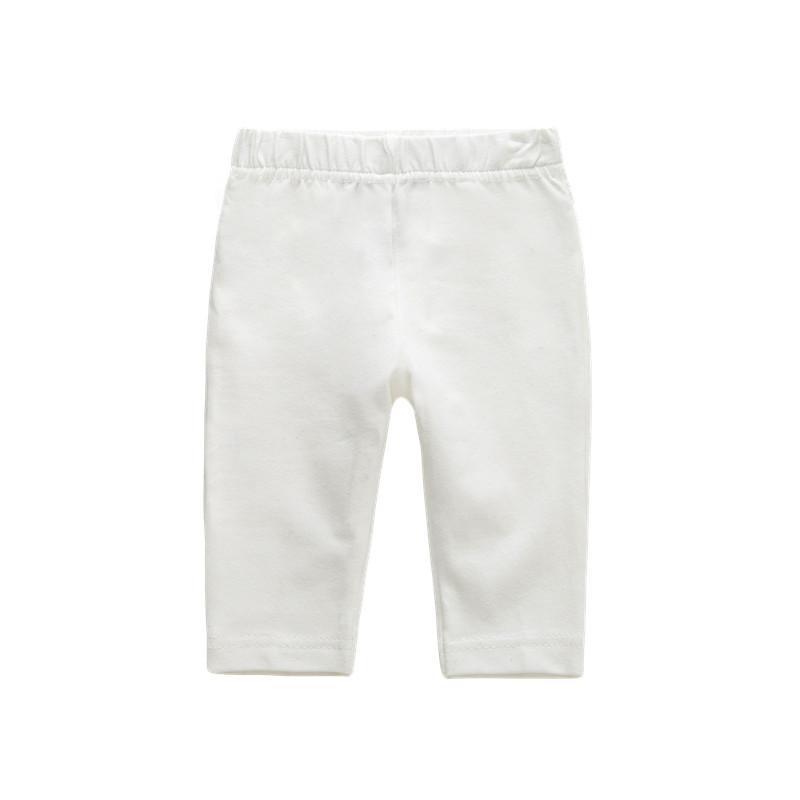 2015 Autumn Baby Girl Pants Infantil Newborn Dot White Cotton PP Pants Christmas Gilrs Leggings Clothing Kids Wear(China (Mainland))