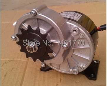 MY1016Z2 24V 250W electric motors for bikes,E-bicycle high speed motor(China (Mainland))