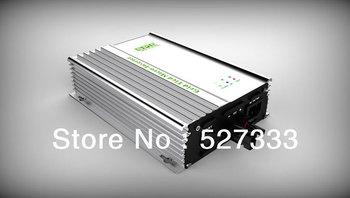 Wide voltage input 300W grid tie solar inverter  (DC 12v-52v) grid-connected micro inverter Wide output voltage AC90-140V