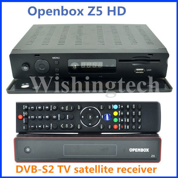 Original Openbox Z5 upgrade for Openbox x5 satellite TV receiver DVB-S2 Full HD 1080p support Youtube Google Maps Skcam Cccam(China (Mainland))