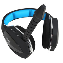 Optical Wireless Gaming Headphones non-driver USB sound card & pure-digit decoding system for X BOX 360,X BOX ONE PS3 and PS4