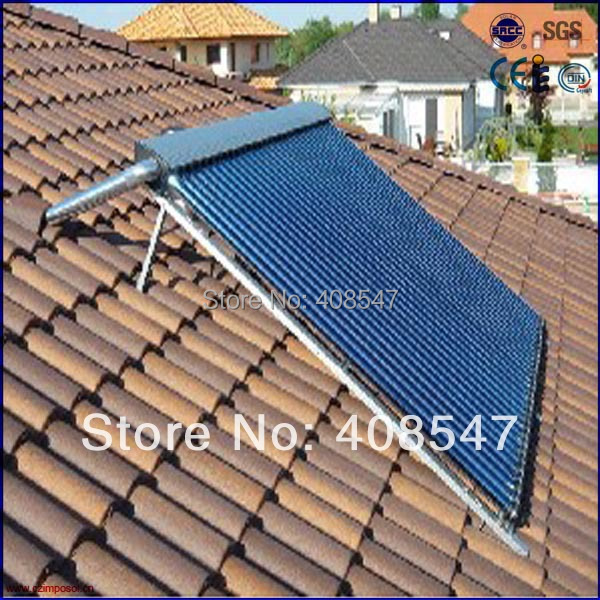 Italy heat pipe thermosyphon solar collector(China (Mainland))