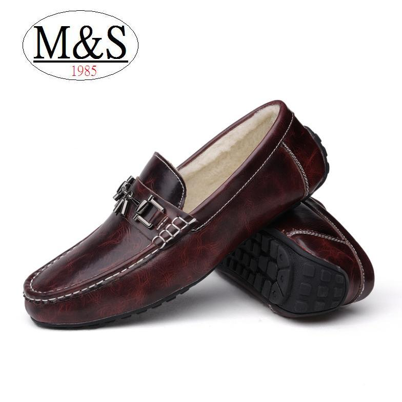New Arrival Fashion Style Men 39 S Driving Shoes Men Genuine Leather Loafers Boat Shoes Slip On Cc