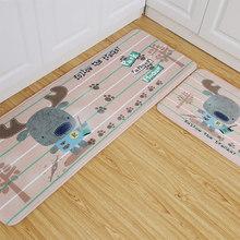 Newly Door Mats Indoor Lovely Owl Toilet Mat Water Absorbing Rug Doormats  For Living Room