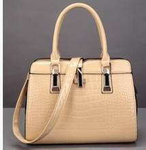 100% Hakiki deri Kadın çanta 2018 Yeni MS kadın çantası büyük çanta basit omuz çantası çanta Messenger çanta bayanlar El Çantası F328(China)