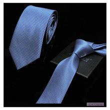 High Quality Solid Narrow Neckwear Polka Dot Mens Skinny Silm Necktie Wedding ties 7 cm width  Party Ties Men's Ties YJC0006(China (Mainland))