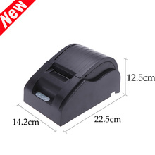 USB Port 58mm POS Thermal Receipt Printer Pos Printer Low Noise Compatible with ESC/POS Print Commands(China (Mainland))