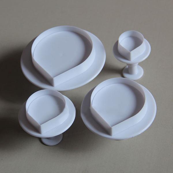 DIY fondant Cake Baking Mold Mould Small Dewdrop Shape Cutters Tools decoration press - Shenzhen Hiteam CO.,LTD store