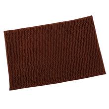 IMC Hot Home decoration chenille carpet mats doormat kitchen bathroom bath mats absorbent non-slip mat 40 * 60-Coffee(China (Mainland))