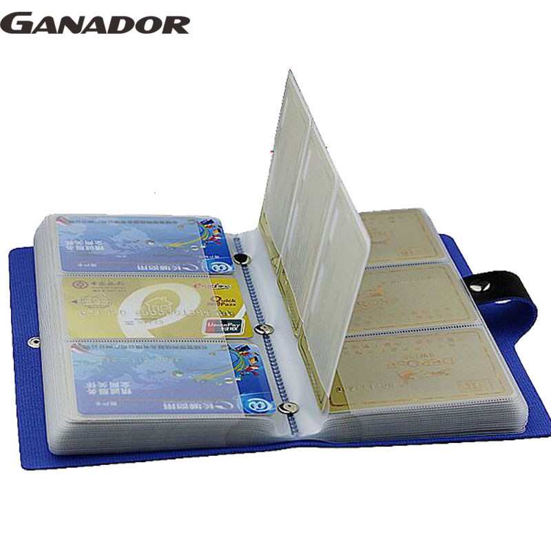Ganador free shipping fashion women id holders leather for Women business card holder
