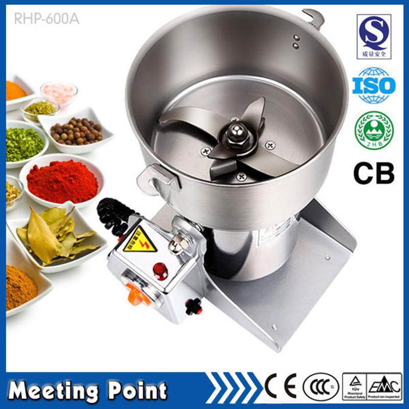 On sale 600g household ultrafine herbs powder milling