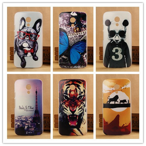 2015 New Painting Hard Case Motorola Moto G2 G+1 XT1063 XT1068 XT1069 Back Cases G 2nd Gen Phone Cover PY - Koko Technology Co.,Ltd. store