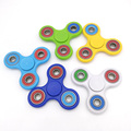 2017 hot Tri-Spinner Fidgets Anti Stress Sensory Fidget Spinner Hand Spinner High Quality Adult Toys Fast Shipping Stress Wheel
