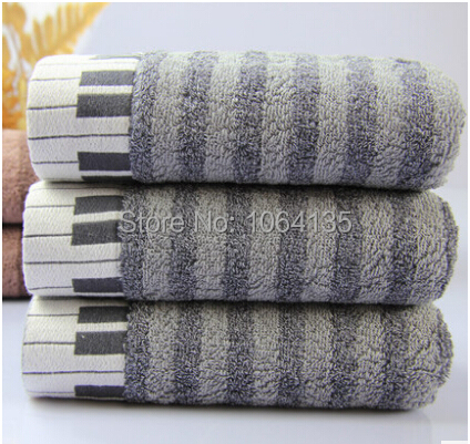 Free Shipping 100% Cotton Towel Adult Children Face Towel 75 * 35cm Hand Towel Gift Bathroom Baby Towels(China (Mainland))