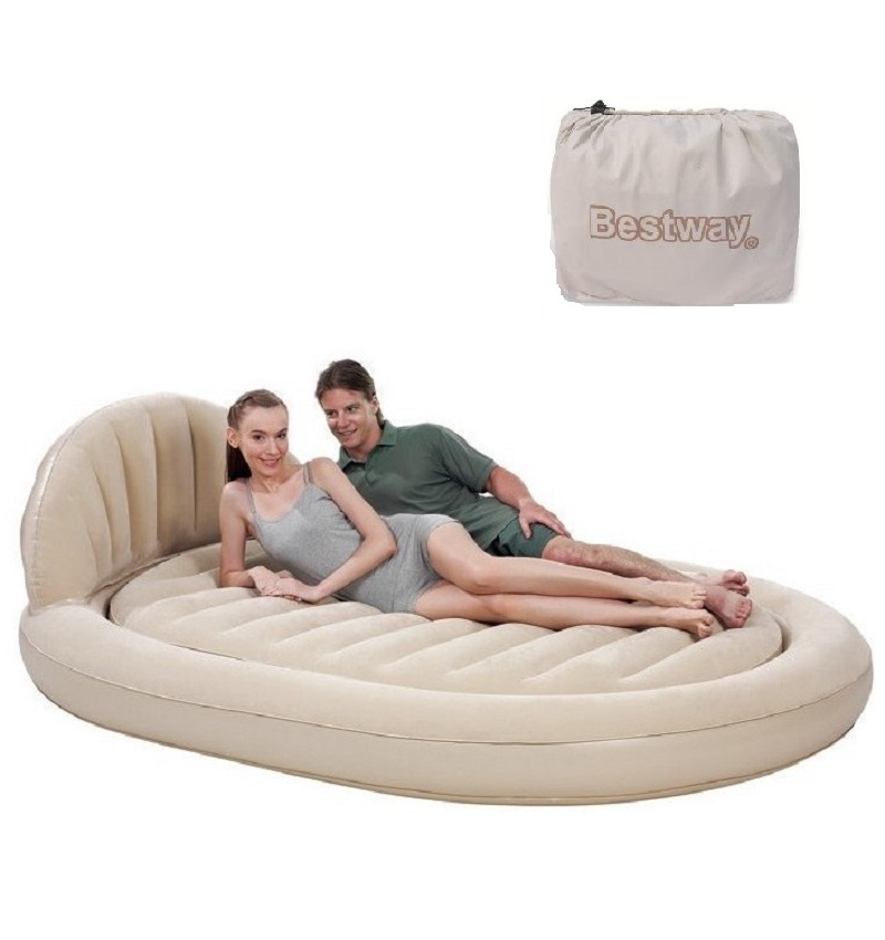 Free Shipping Folding Bed Inflatable Sofa Bed Bean Bag Sofa Set Living Room Furniture Double