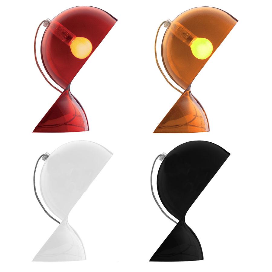 Street Lights Shape Table Lamp Novely Cute Black White Red Orange Acrylic Desk Lights For Bedside Bedroom Study Lighting TL118(China (Mainland))