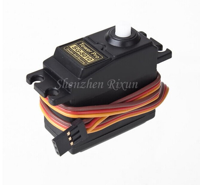 2015 hot high speed sg5010 torque coreless servo motor for for High speed servo motor