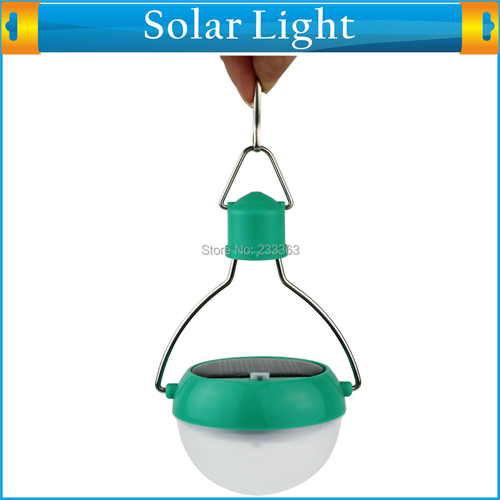 Waterproof Portable Outdoor Bright White Lighting Camp Tent Lantern Solar Power 7 PCS LED Camping Travel Light Induction Lamp(China (Mainland))