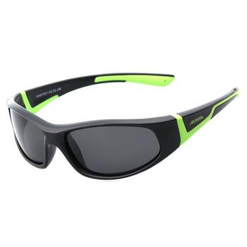 Лето спорт дети солнечные очки поляризованные TR90 мягкий резина полароид дети солнцезащитные ...