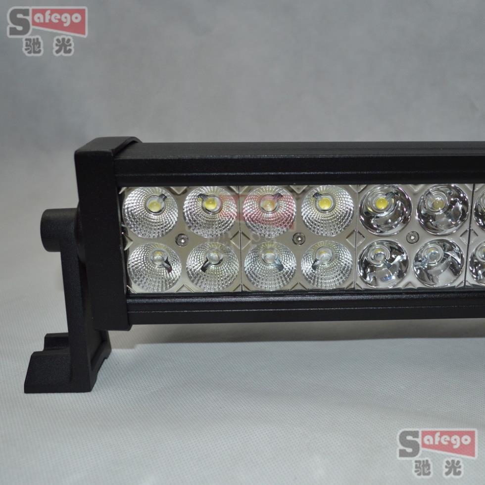 1pc 22 inch led bar 120W led off road light bar offroad 4X4 for trucks tractor car ATV spot/flood/combo VS 126W 180W