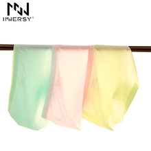 Innersy 2016 New Panties Women Underwear ICE-COOL Breathable Briefs Cotton Bragas Ultra-Thin Underpants Sexy Briefs Summer Women