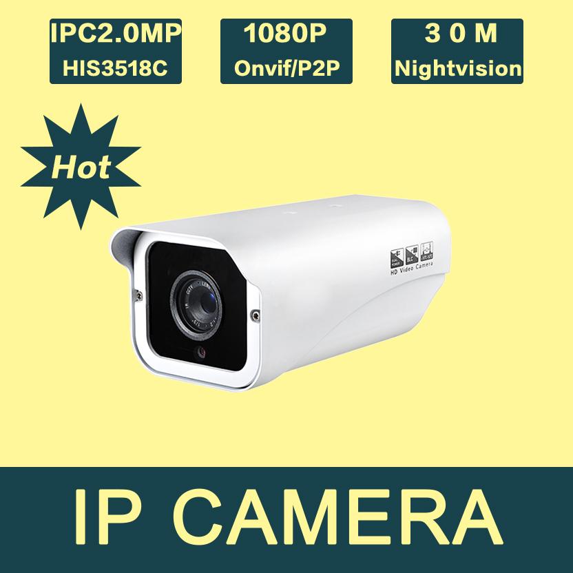 IP2200PH-B3 Night Surveillance Cameras 1080P 2.0 Megapixel  IR Led Waterproof Outdoor 2.0MP IP Camera Support Onvif P2P Cloud<br><br>Aliexpress