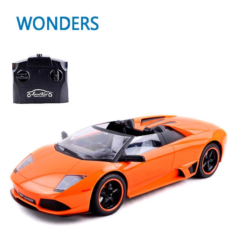Remote Control Sports Car Racing