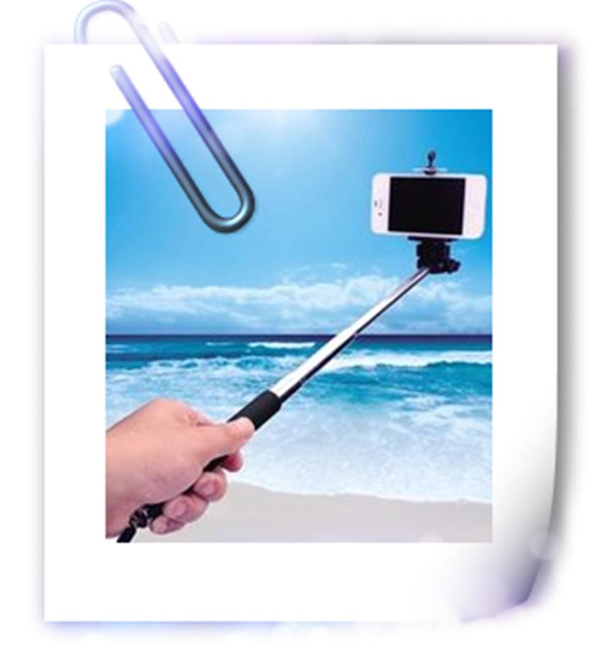 Selfie Stick Bluetooth , Selfie Stick Monopod , Wireless Monopod Selfie Stick From China Supplier(China (Mainland))
