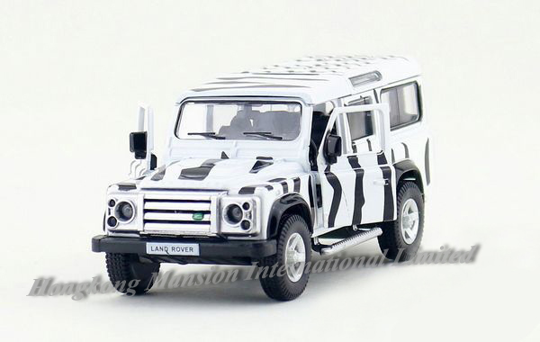 136 zebra-stripe For TheLand Rover Defender (6)