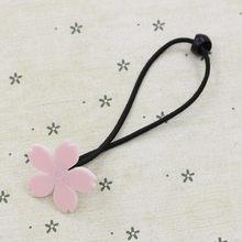 Bunga Sakura Jepit Rambut untuk Gadis Merah Muda Bunga Rambut Pins Aksesoris Anak Rambut Pin dan Klip Anak Jepit Rambut untuk Wanita di Hai(China)