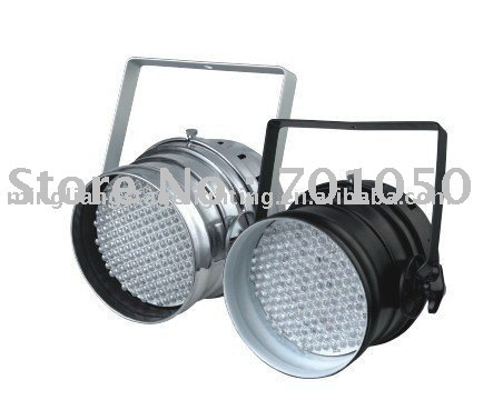 183 leds led par can 64&free shipping