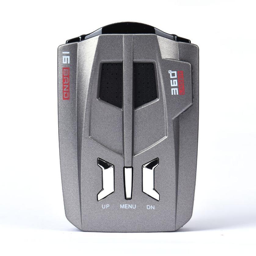 Гаджет  Top V9 LED GPS Car Anti Radar Detector 16 Band NK Ku Ka Laser VG-2 Vehicle Detection Voice Alert For Car Speed Monitor O22 None Автомобили и Мотоциклы