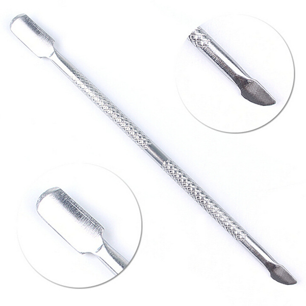 Stainless Steel Essential 2 Way Spoon Pusher