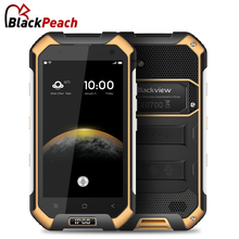 "Blackview BV6000 Smartphone 4G LTE Waterproof IP68 4.7"" HD MT6755 Octa Core Android 6.0 Mobile Cell Phone 3GB RAM 32GB ROM 13MP(China (Mainland))"