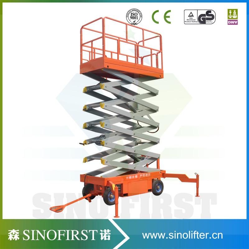 China supplier electric hydraulic scissor lift mechanism(China (Mainland))