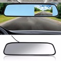 4 3 Screen TFT LCD Color Rearview Mirror Monitor Reverse Car Rear View Backup Camera DVR