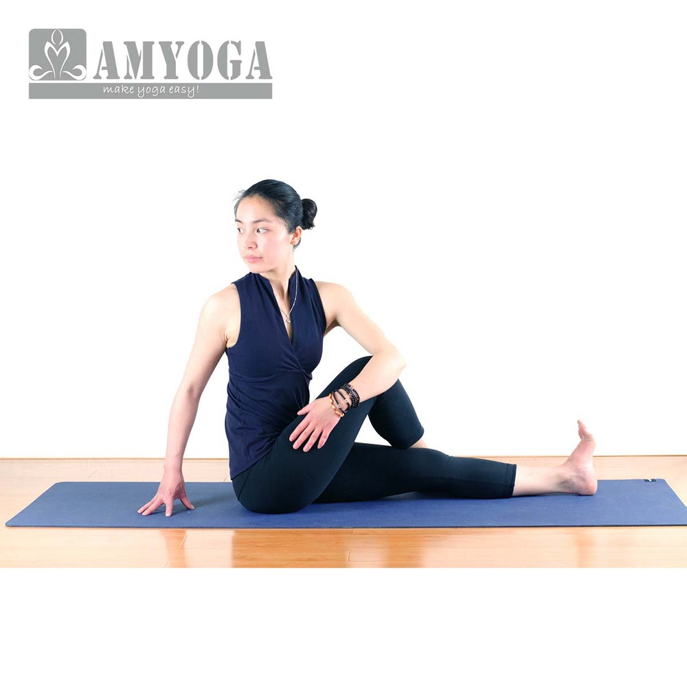 PERFECT anti-sliding natural rubber yoga mat for hot yoga free shipping and durable carry bag(China (Mainland))