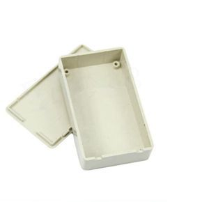 New Fashion Plastic Enclosure Cover DIY Electronics Project Box For Sale(China (Mainland))