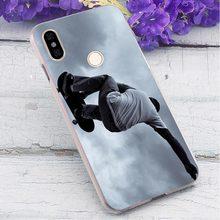 Skateboard Sport couverture rigide pour Redmi 6 mode étui de téléphone pour xiaomi Redmi 6 Pro Note3 Note 4X Note5 Note6 coque arrière(China)