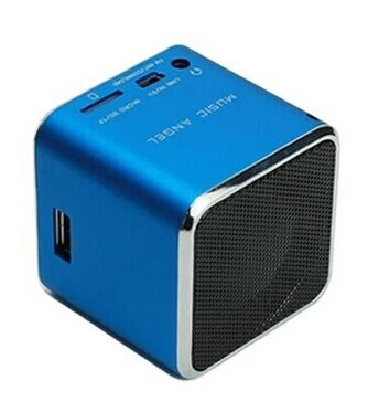 Mini speaker card u disk player, portable subwoofer stereo radio phone - Second to none store