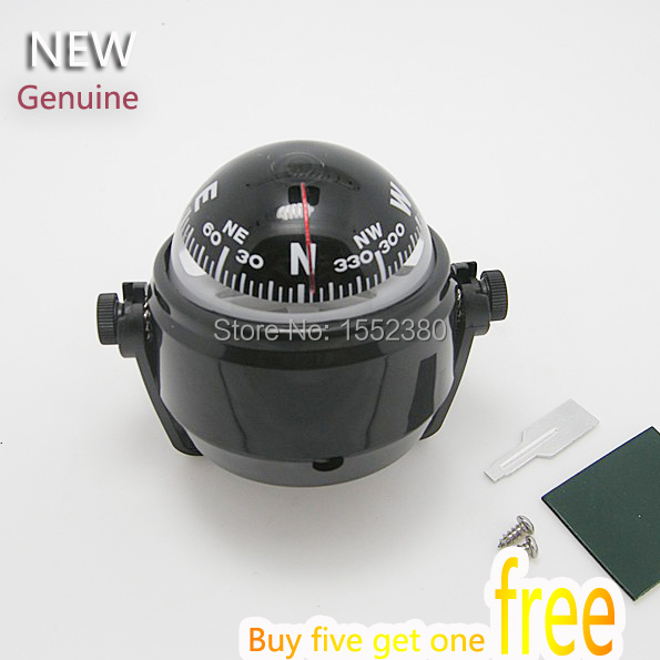 CHALLENGER Car guide ball compass sea boat compass free shipping CHU-039(China (Mainland))
