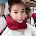 Hot 1PCS Car Neck Pillow TPU Inflatable Neck Headrest Car Covers Vehienlar Pillow Car Seat Cover