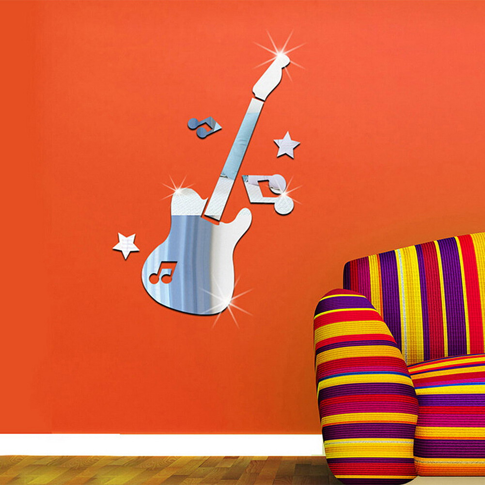 Online kopen wholesale gitaar kamer decoraties uit china gitaar kamer decoraties groothandel - Decoratie kamer thuis woonkamer ...