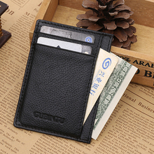 Buy Bank ID Business Credit Card Holder Auto Car Document Passport Cover Case Men Wallet Driver Bag Purse Porte Carte Cardholder for $3.98 in AliExpress store